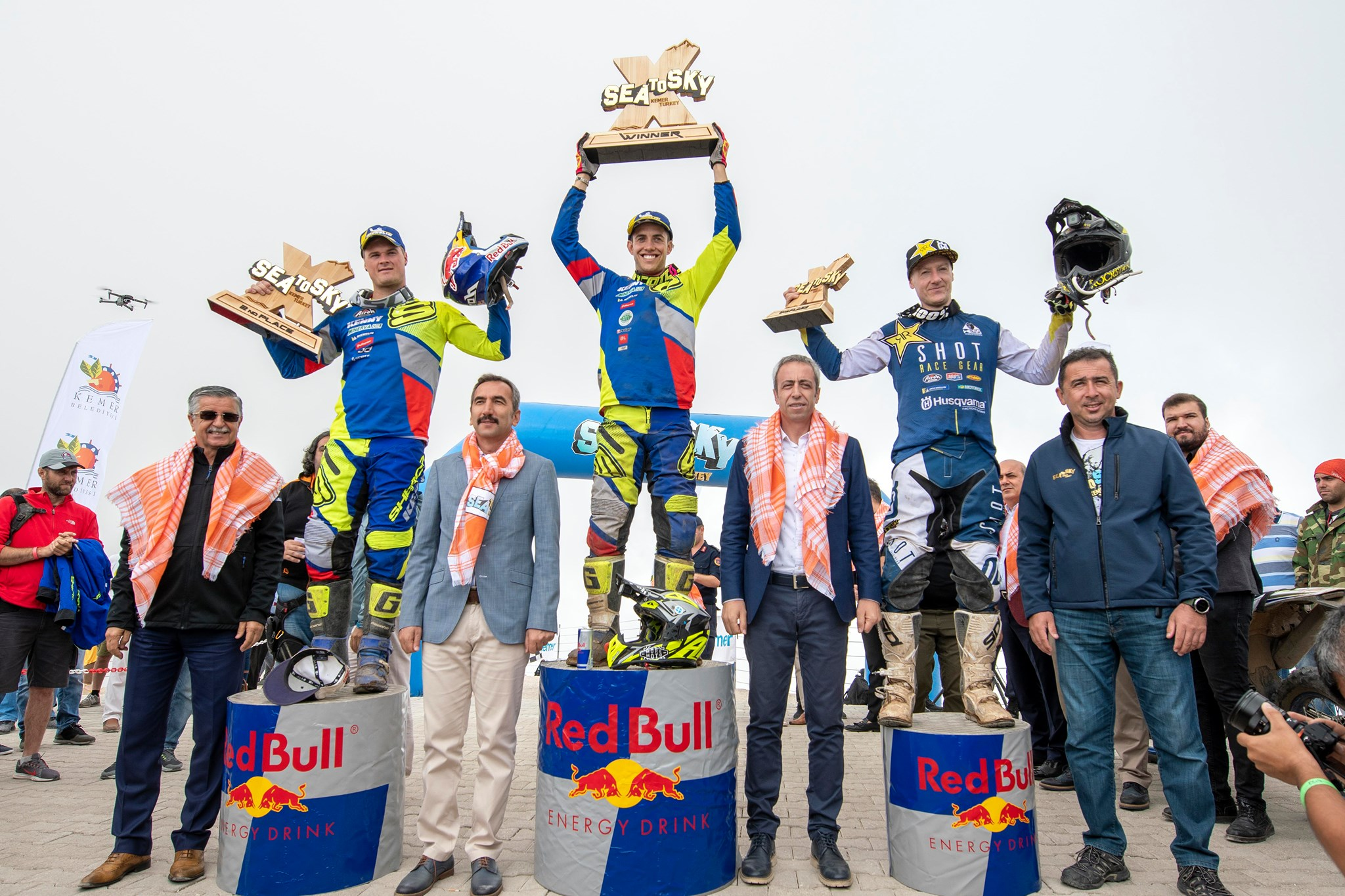 Sea to sky 2019 podium